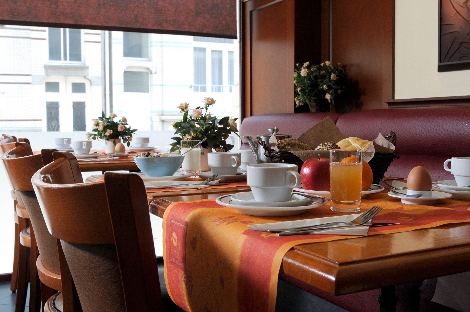 Frühstück - Hotel Tropicana